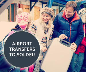 Soldeu Airport Transfers