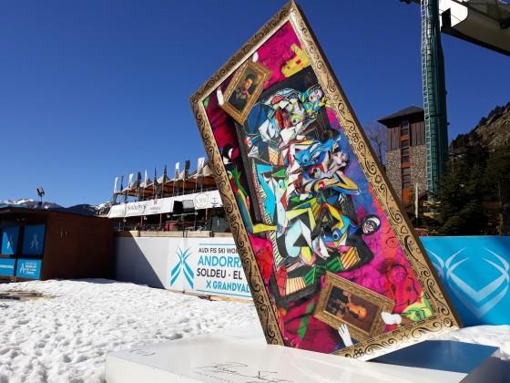 'Picasso Shangti Fusion', Philippe Shangti artwork