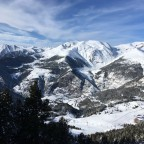 Incredible views of Canillo and the surrounding Pyrenees mountain range