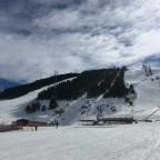 Base of Soldeu slopes - Eslalom and Avet black slopes