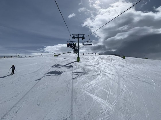 Tosa Espiolets chairlift