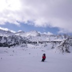 Coming down from Soldeu - 21/2/2011