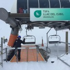 Llac Del Cubil Chairlift