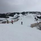 Base of snow park /Tosa Espiolets lift