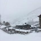 The base of El Tarter plenty of snow