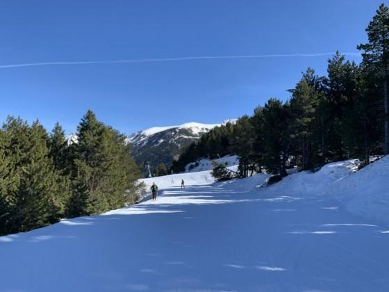 Esquirol blue run