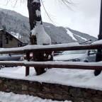 More snowfall in Soldeu