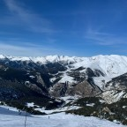 Views from the top of Rossinyol blue run