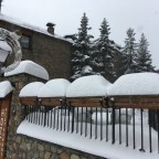 40 cm of fresh snow in Soldeu today
