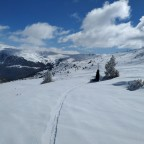Fresh lines and peace in Soldeu valley