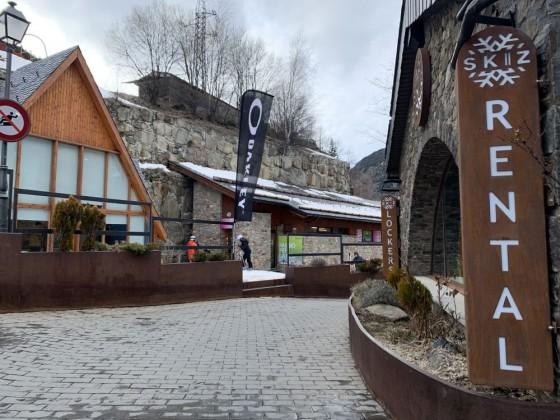 El Tarter village