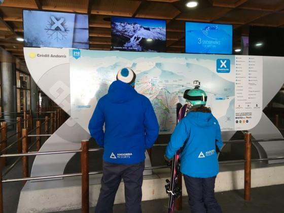 100% of slopes open in Grandvalira!