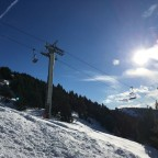Last run of the day in Canillo! (Gaig Black Run)