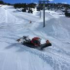 Grooming El Tarter Snow Park
