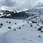 Fresh snow and off piste opportunities