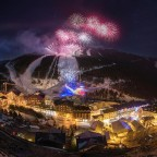 FIS World Cup Finals opening ceremony, Soldeu. Photo credit to Grandvalira.