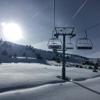 Solanelles chairlift