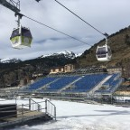 The stands are up and ready for the FIS World Cup Finals, taking place 11-17 March 2019