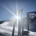 Snow cannons on the Esquirol run