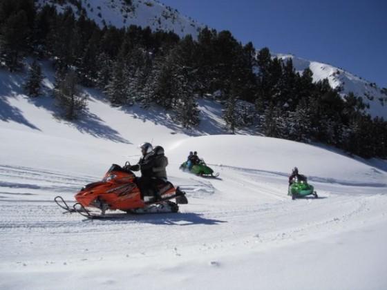 Snow mobiles 12/02