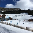 Beginners slopes, Canillo