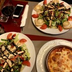 Food at Pizzeria L'Avet