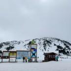 The top of Soldeu gondola station