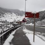 Main road - La Pleta