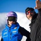Coaching on Aliga - 13th March - Photo: Iñaki Rubio