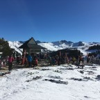 Lunch with a view in Grandvalira-Soldeu!