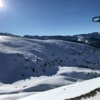 View from Els Clots chairlift