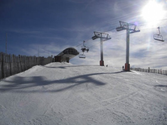 Top of Tossa Espiolets chair 09/01/13