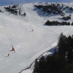 View Of Miquel From Llosada Chair Lift