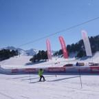 Ice driving in Soldeu - 12/2/2011