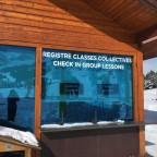 Check in for Ski-School here!