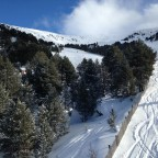 View from Llosada Chairlift 03.02