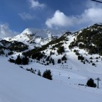 View from the Tosa Espiolets chairlift