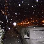 Soldeu village the evening - 17/2/2011