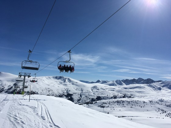 Prime Spring conditions!