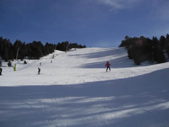 Aliga Black slope 09/01/13