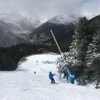 Winter is back - Rossinyol blue run