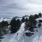 View from TSF4 Planelle de la Font