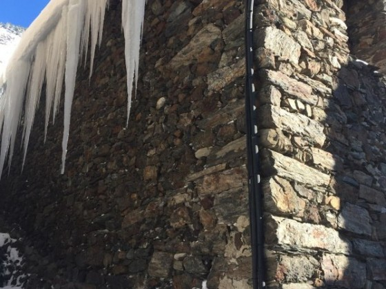 Icicles in Soldeu