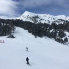 Perfect pistes after fresh snow