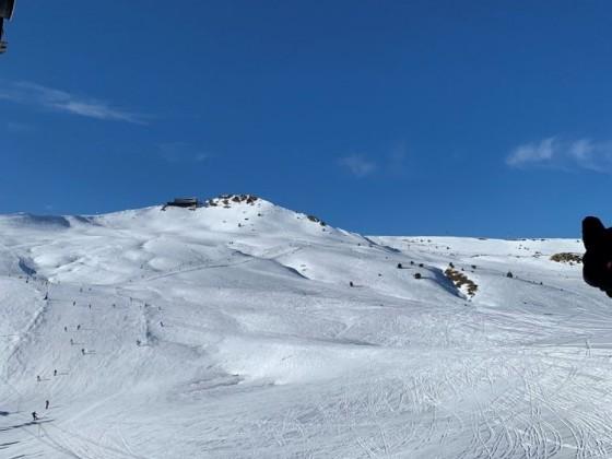 View from Pla de les Pedres lift