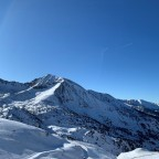 Views from the top of Solanelles chairlift