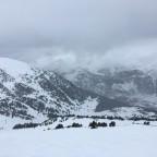 Snowy day in Grandvalira El Tarter