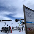 Terrassa Snowclub El Tarter