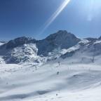 Encamp valley from Pla de les Pedres chairlift