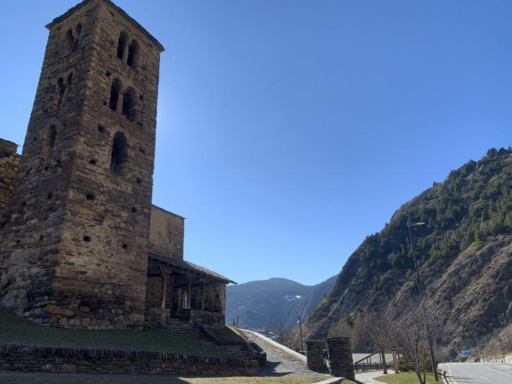 Church of Sant Joan de Caselles